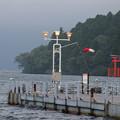 Photos: 入港を待つ