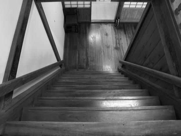 これとて階段?