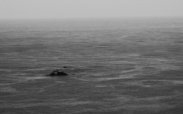 Photos: 渦巻く海