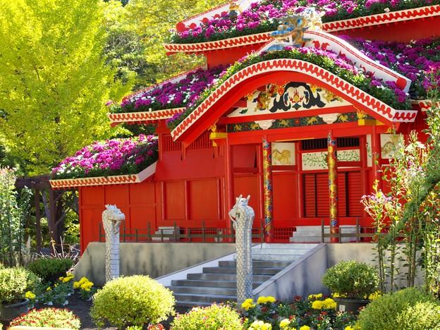 花の首里城