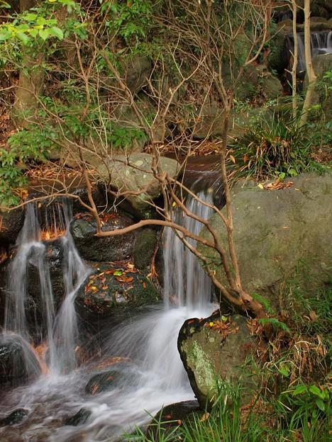 五竜の滝の調べ
