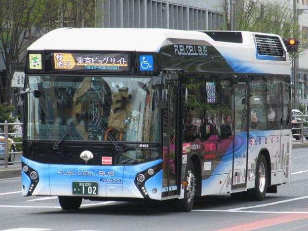 【東京都交通局】 S-B102