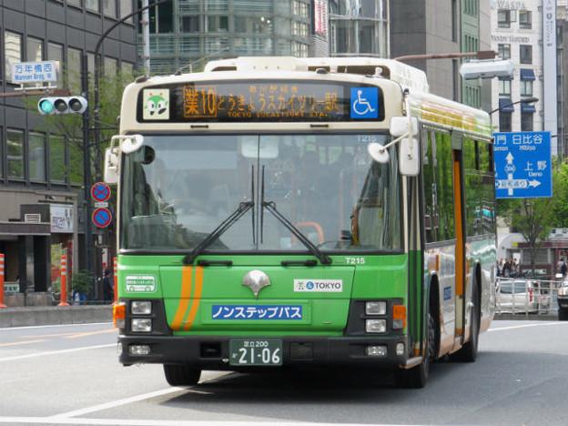 【東京都交通局】 S-T215