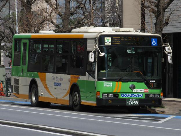 【都営バス】 K-W466
