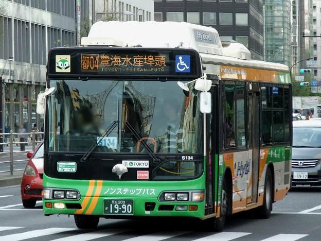 【都営バス】L-S134