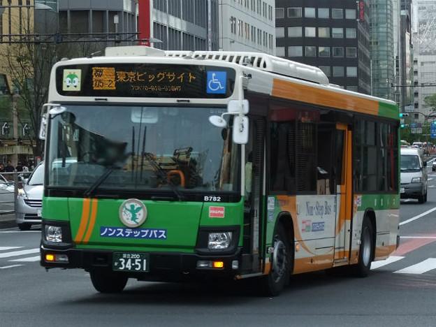 【都営バス】 S-B782