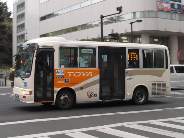 【東野交通】 宇都宮200か1276