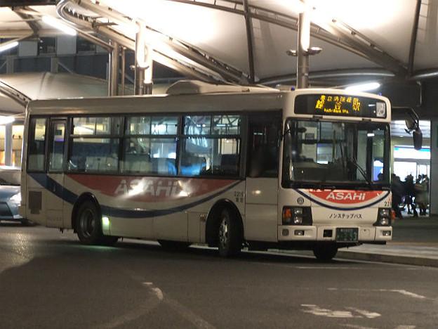 【朝日バス】  2216号車
