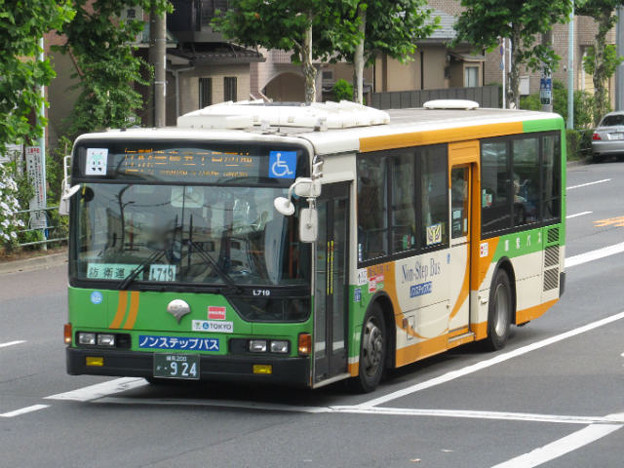 【都営バス】 N-L719