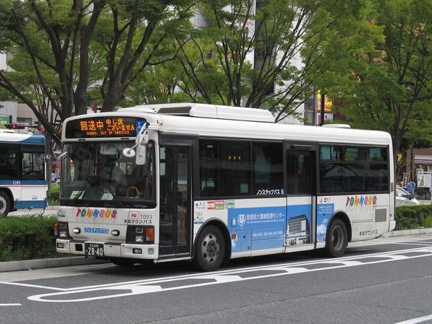 【京成タウンバス】 T053号車