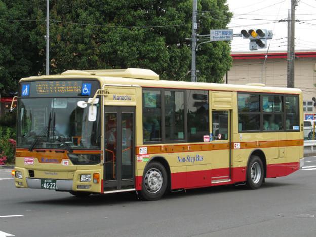 【神奈川中央交通】 な13号車