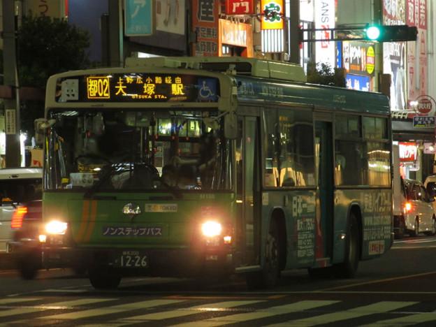【都営バス】 P-M138