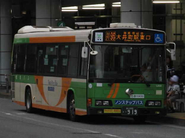 写真: 【都営バス】 Y-L632