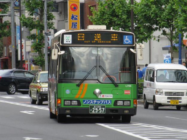 【都営バス】 Y-L759