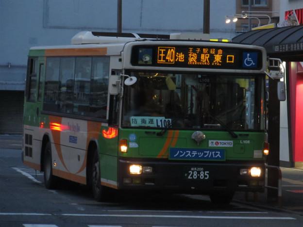 写真: 【東京都交通局】 N-L108