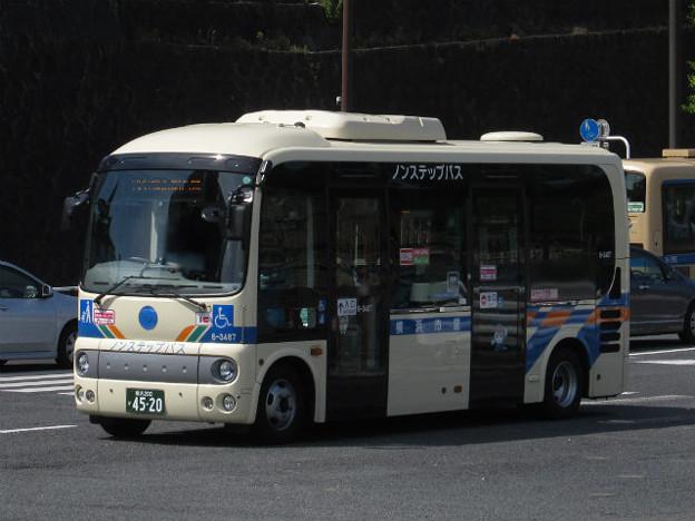 【横浜市交通局】 6-3487