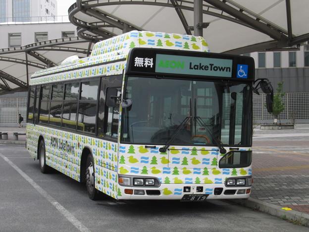 【タローズバス】 春日部200か819