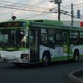 【国際興業】 6828号車