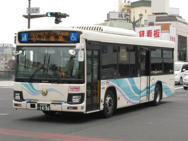 【関東自動車】 宇都宮200か1496