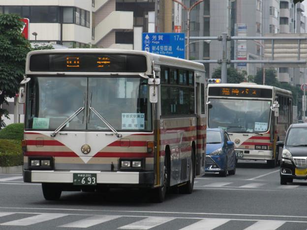 大阪市バス軍団