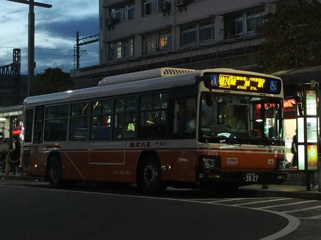 【東武バス】 6014号車
