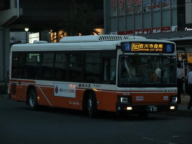 【東武バス】 6016号車