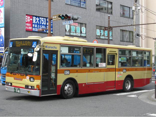 【神奈川中央交通】 つ12