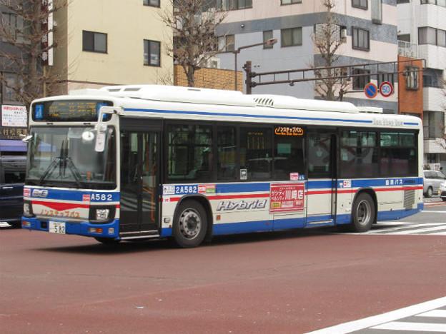 【川崎鶴見臨港バス】2A582