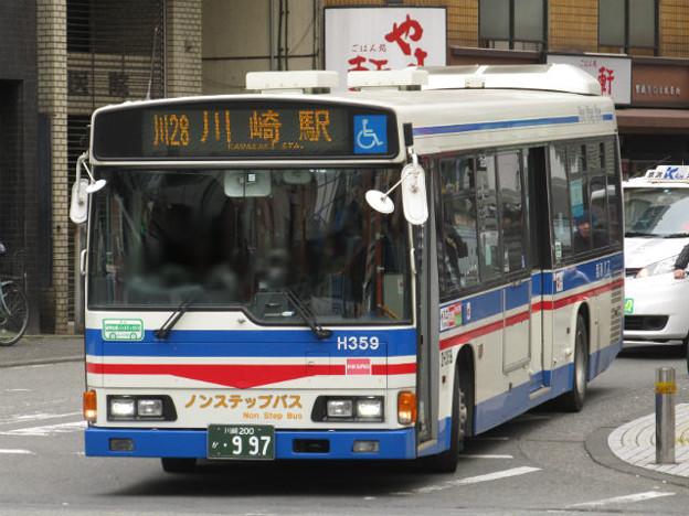 【川崎鶴見臨港バス】2H359