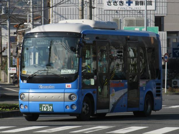 【神奈川中央交通】 ひ104