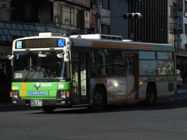 【都営バス】 P-K482
