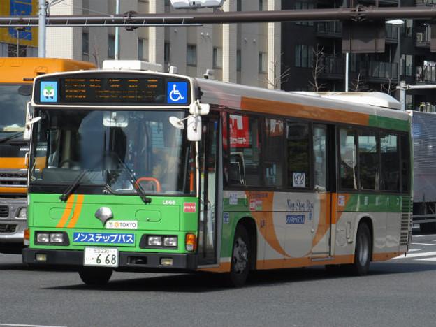 【都営バス】 R-L668