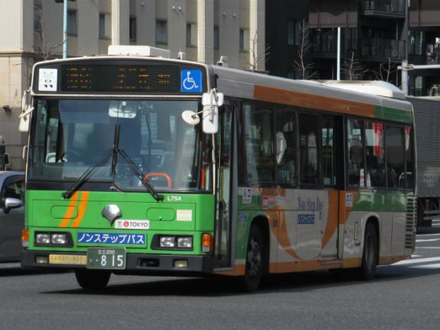 【都営バス】 R-L754