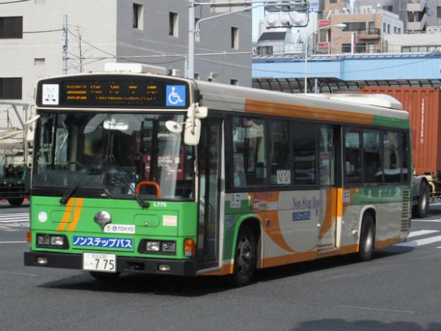 【都営バス】 R-L775