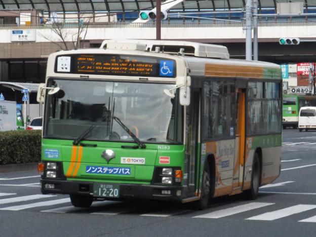 【都営バス】 V-N383