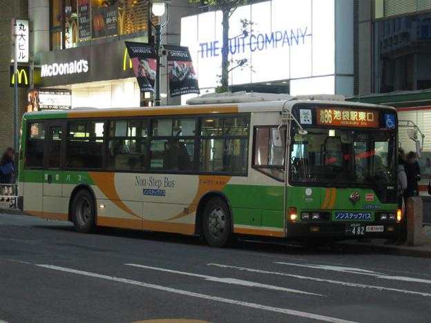 【都営バス】 T-H161