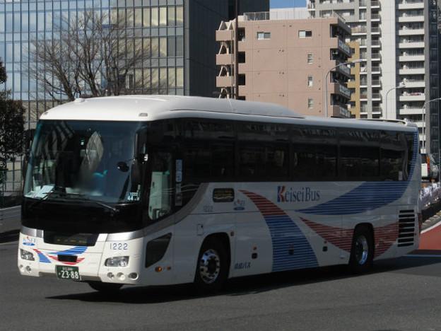 【京成バス】 1222号車