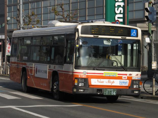 【東武バス】 9790号車