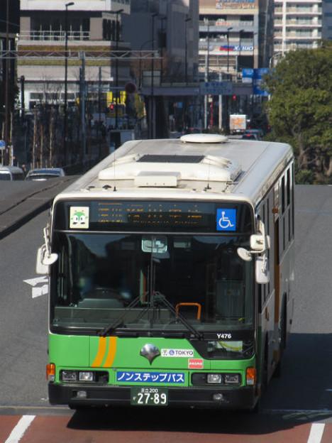 【東京都交通局】 S-Y476