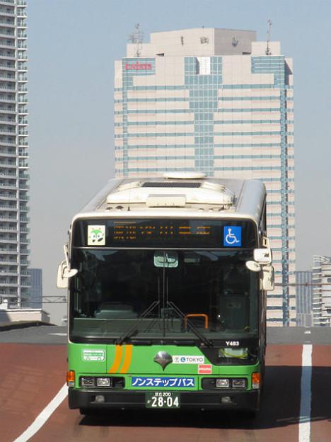 【東京都交通局】 S-Y483