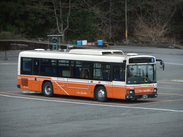 【東武バス日光】9918号車