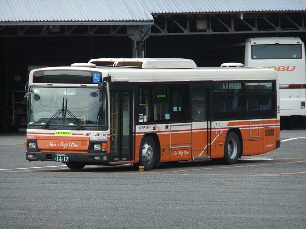 【東武バス日光】 9918号車
