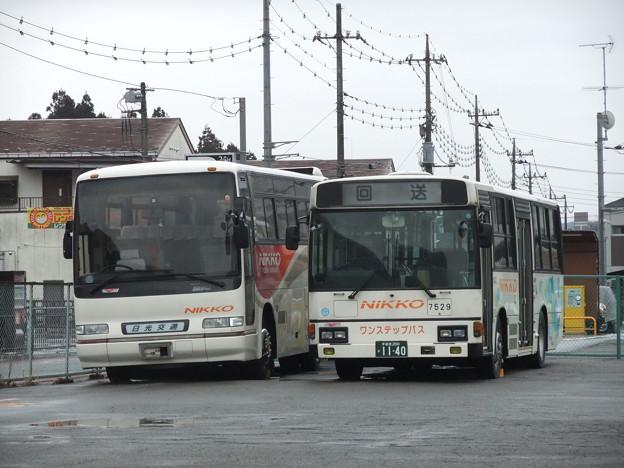 【日光交通】 7529号車