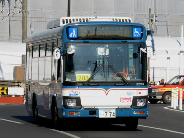 【京成バス】 3202号車
