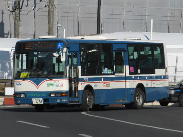 【京成バス】 3317号車