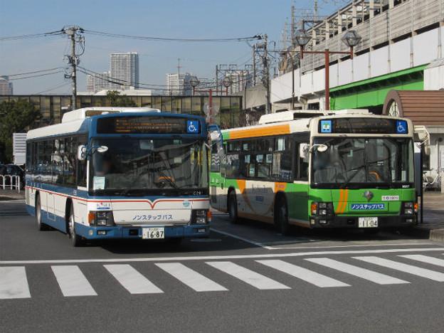【京成バス】 E291号車