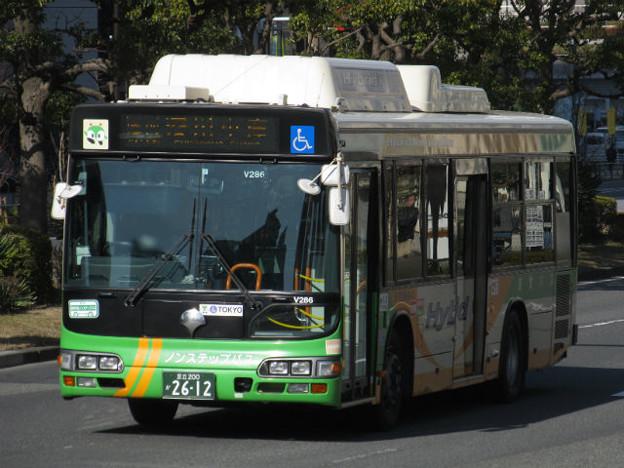 【都営バス】 S-V286