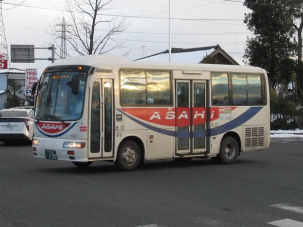【朝日自動車】 1053号車