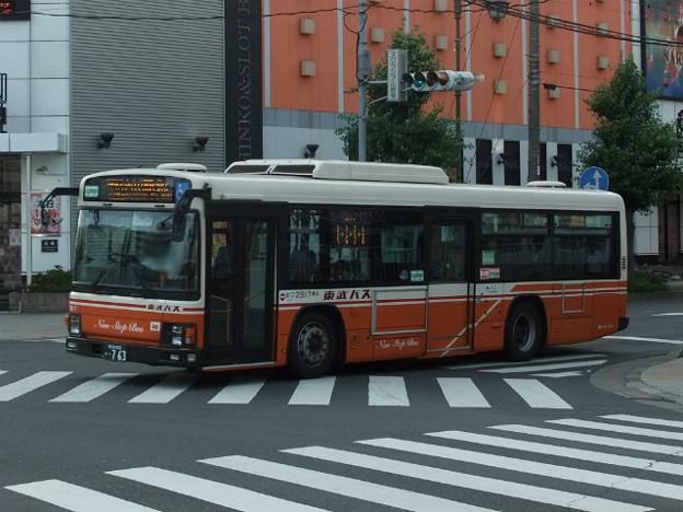 【東武バス】 2917号車