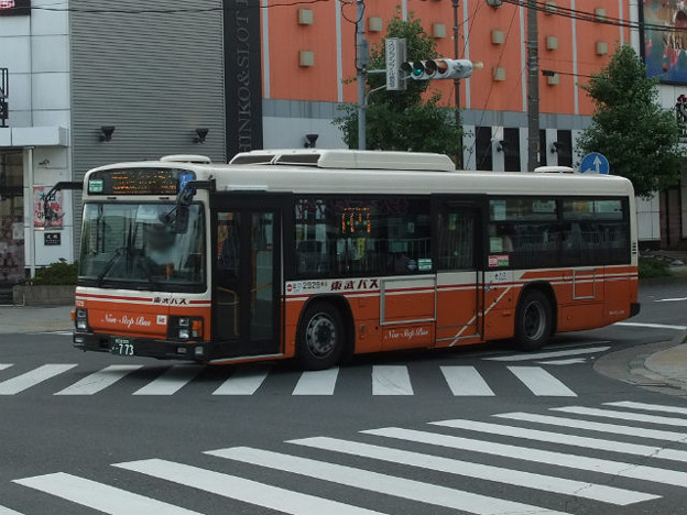 【東武バス】 2929号車